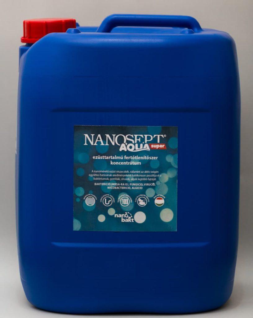 Nanosept aqua super 20l