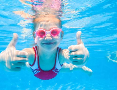 Chlorine-free disinfection of home pools