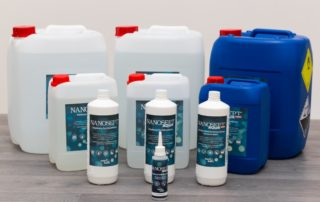 Nanosept termékcsalád