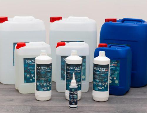 Hungarian disinfectant innovation in the fight against coronavirus
